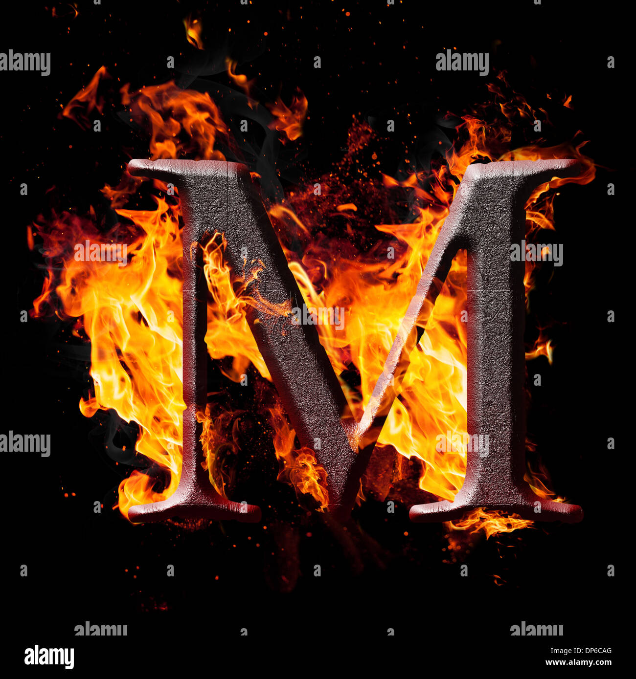 Letters and symbols in fire m stock photo royalty free image letters and symbols in fire m biocorpaavc
