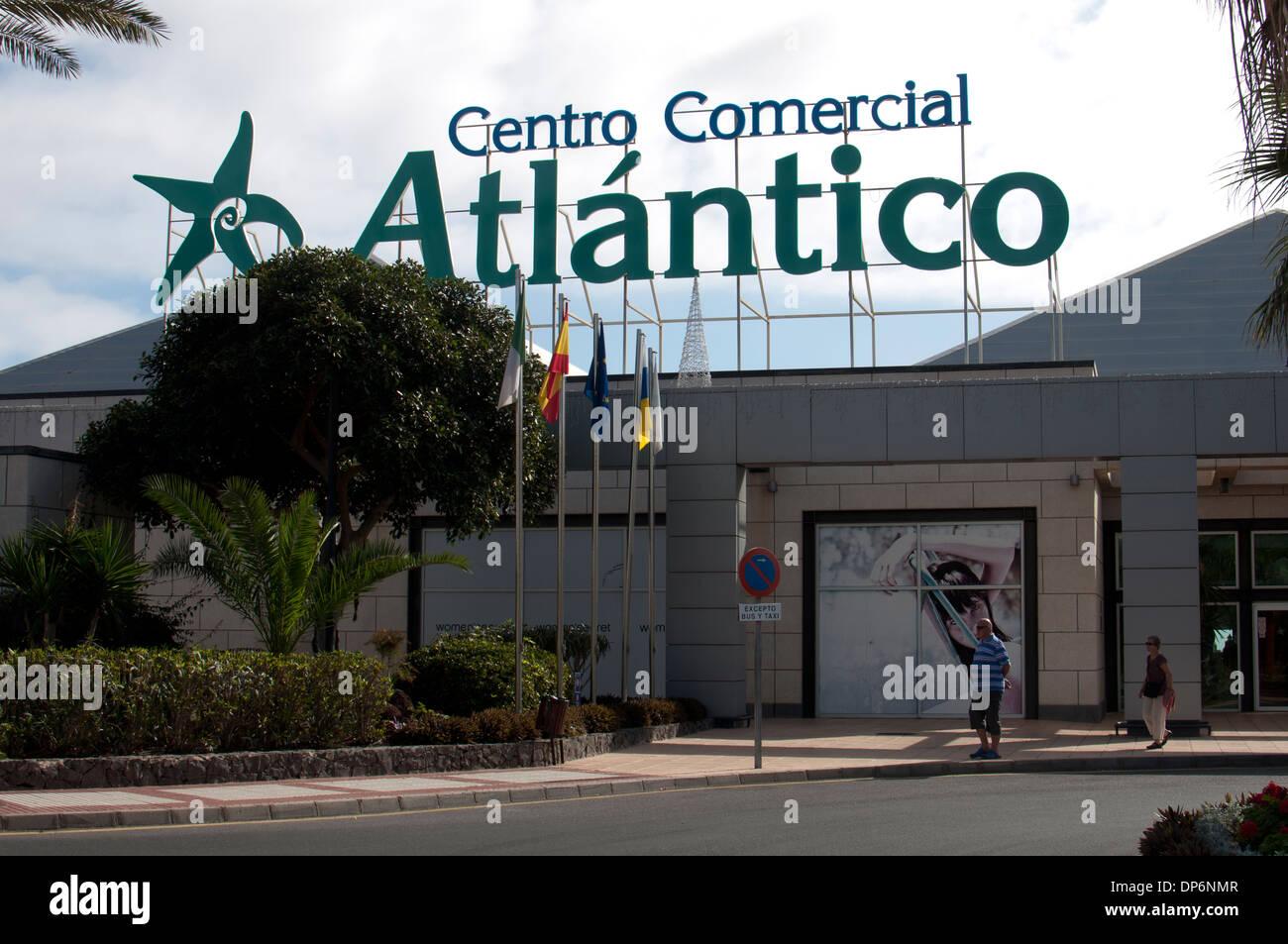 Centro comercial atlantico shopping centre caleta de - Centro hogar armas fuerteventura ...