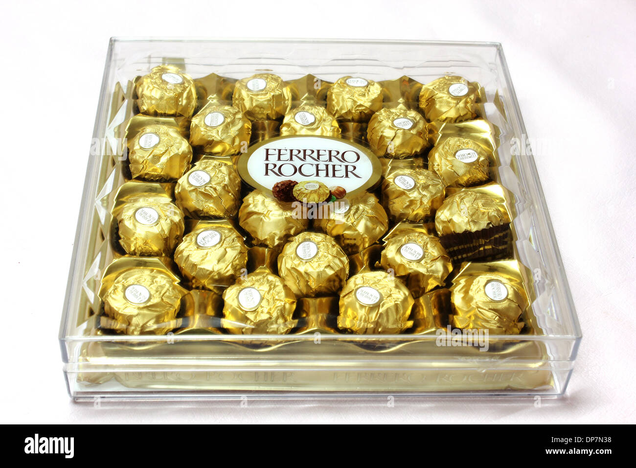 Rocher Chocolate Stock Photos & Rocher Chocolate Stock Images - Alamy