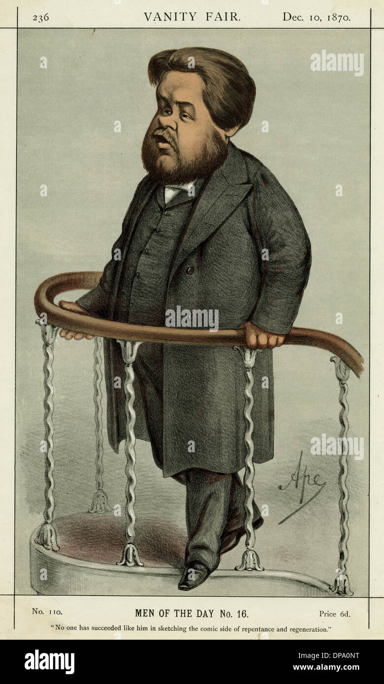 High Quality SPURGEON (VANITY FAIR