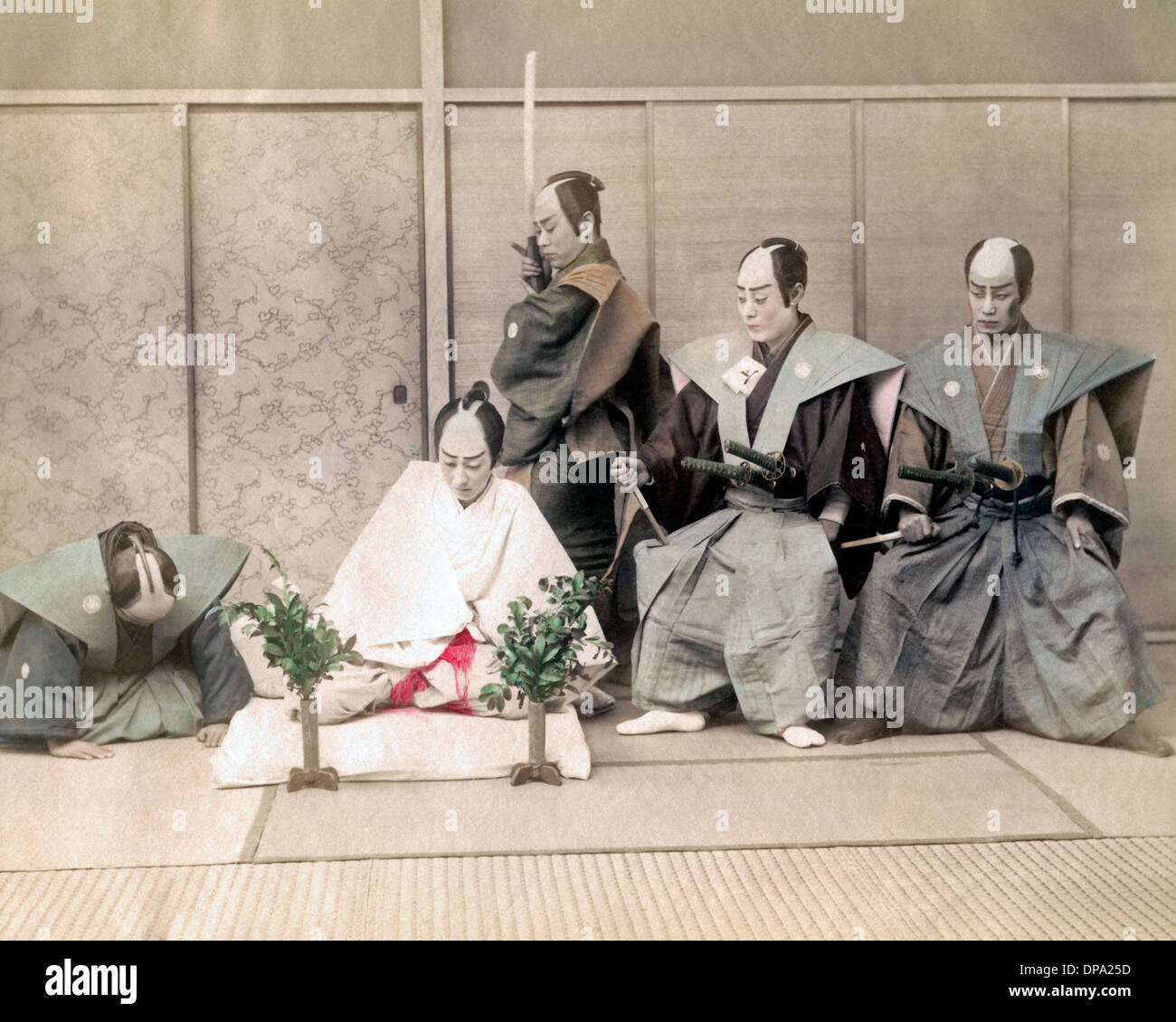Seppuku Stock Photos & Seppuku Stock Images - Alamy