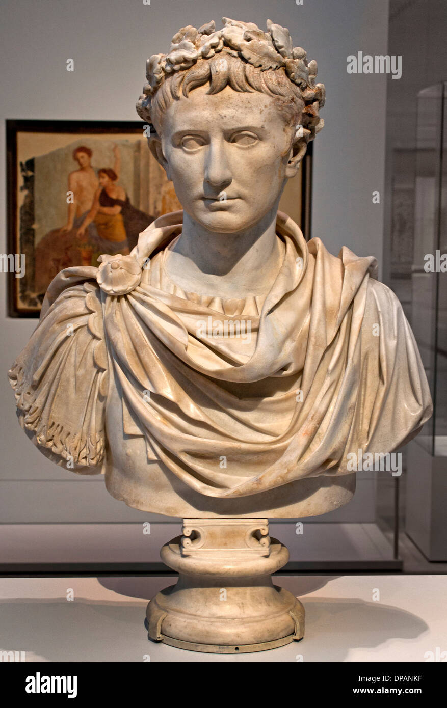 "an analysis of the rise of octavian augustus the first emperor of the roman empire Augustus, justinian, and the artistic  depicting the first roman emperor, gaius octavian  into a ""world empire"" in observing the art of augustus."