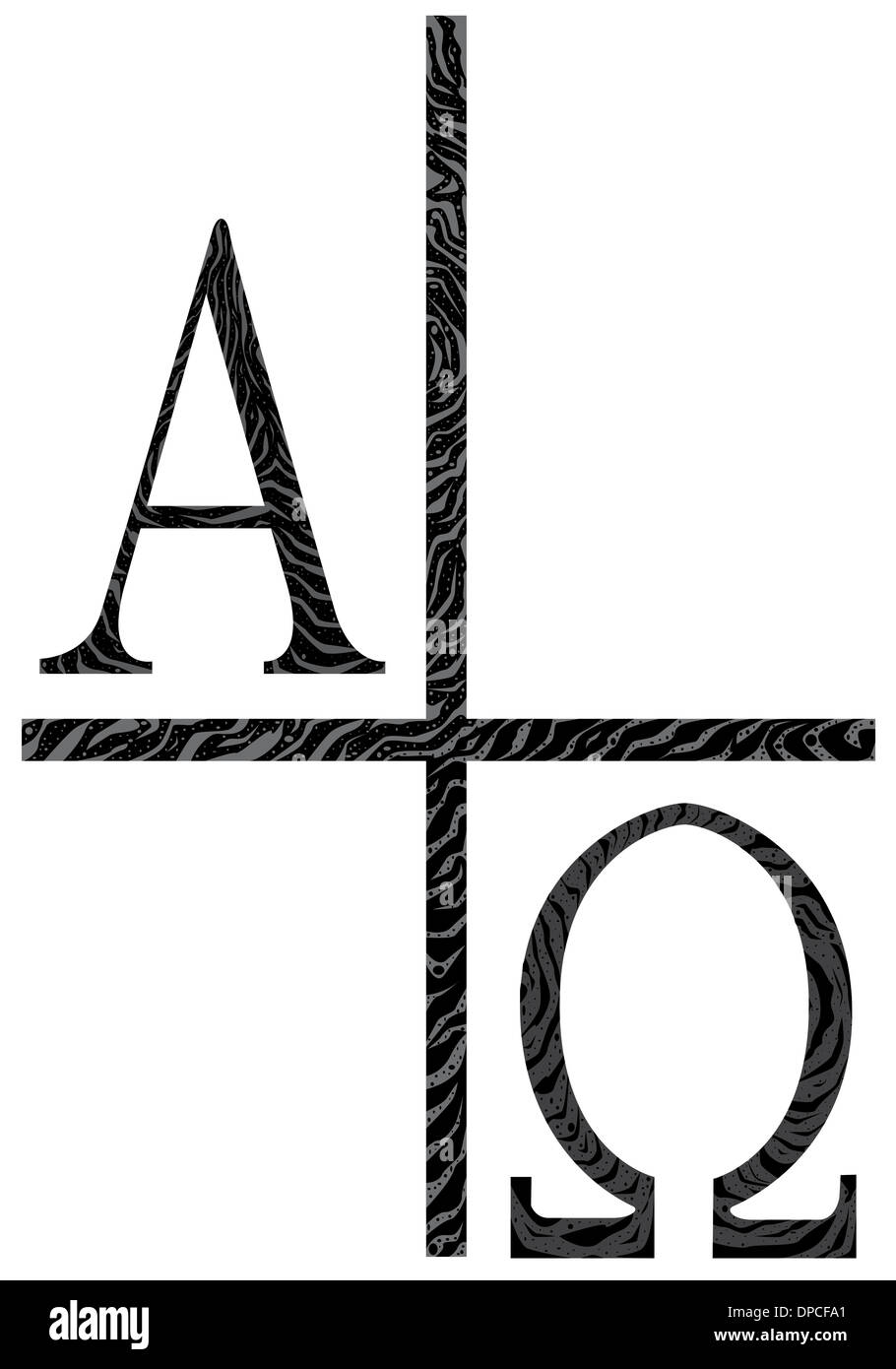 The alpha omega letters from the greek alphabet stock photo the alpha omega letters from the greek alphabet biocorpaavc Gallery