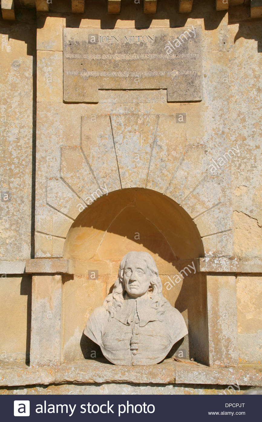 John Milton uk