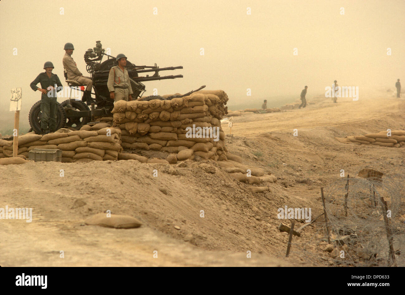persian gulf war The persian gulf war was a fight that went by many names such as operation desert shield, operation desert storm, the iraq war, and more it was led by the united states against iraq after iraq invaded and captured kuwait.