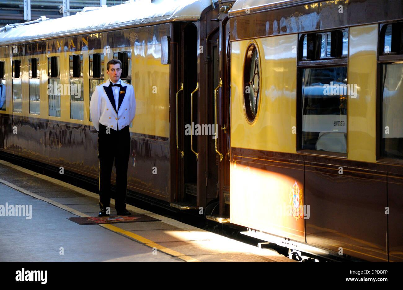 London England Uk Venice Simplon Orient Express At