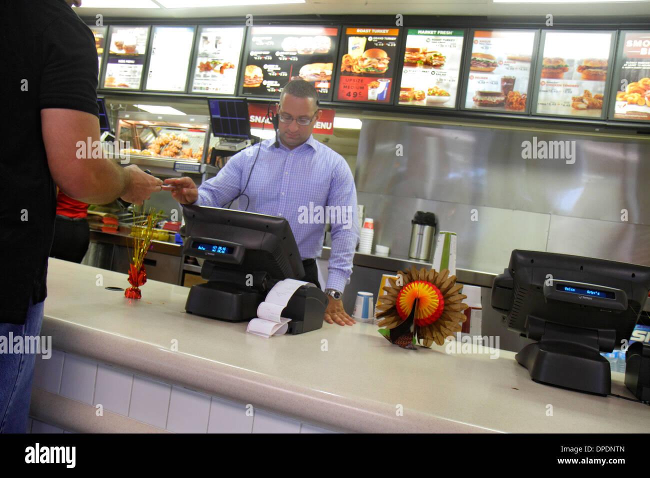 Fast Food Restaurants In Miami