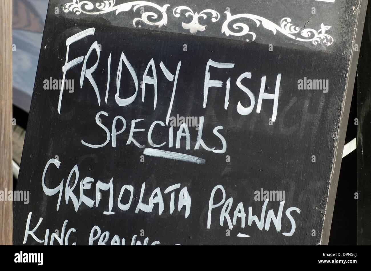 Blackboard restaurant deals