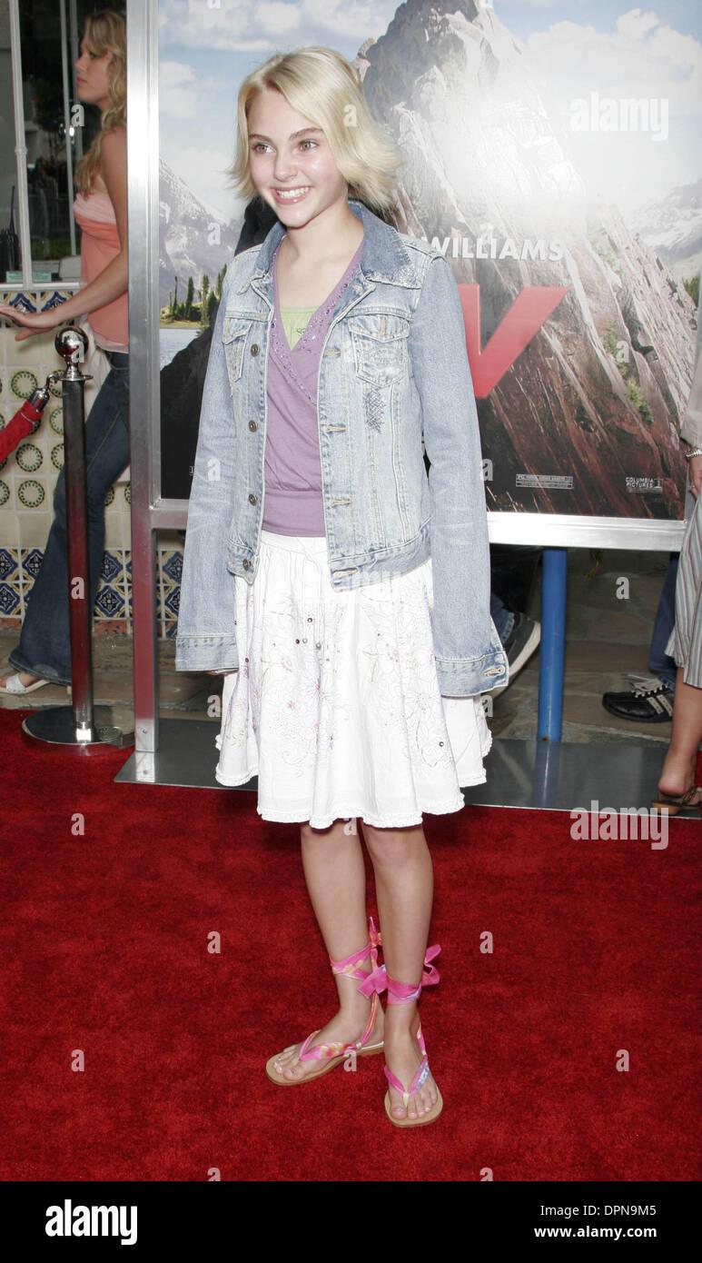 Apr. 23, 2006 - Los Angeles, California, Usa - Annasophia Robb ...
