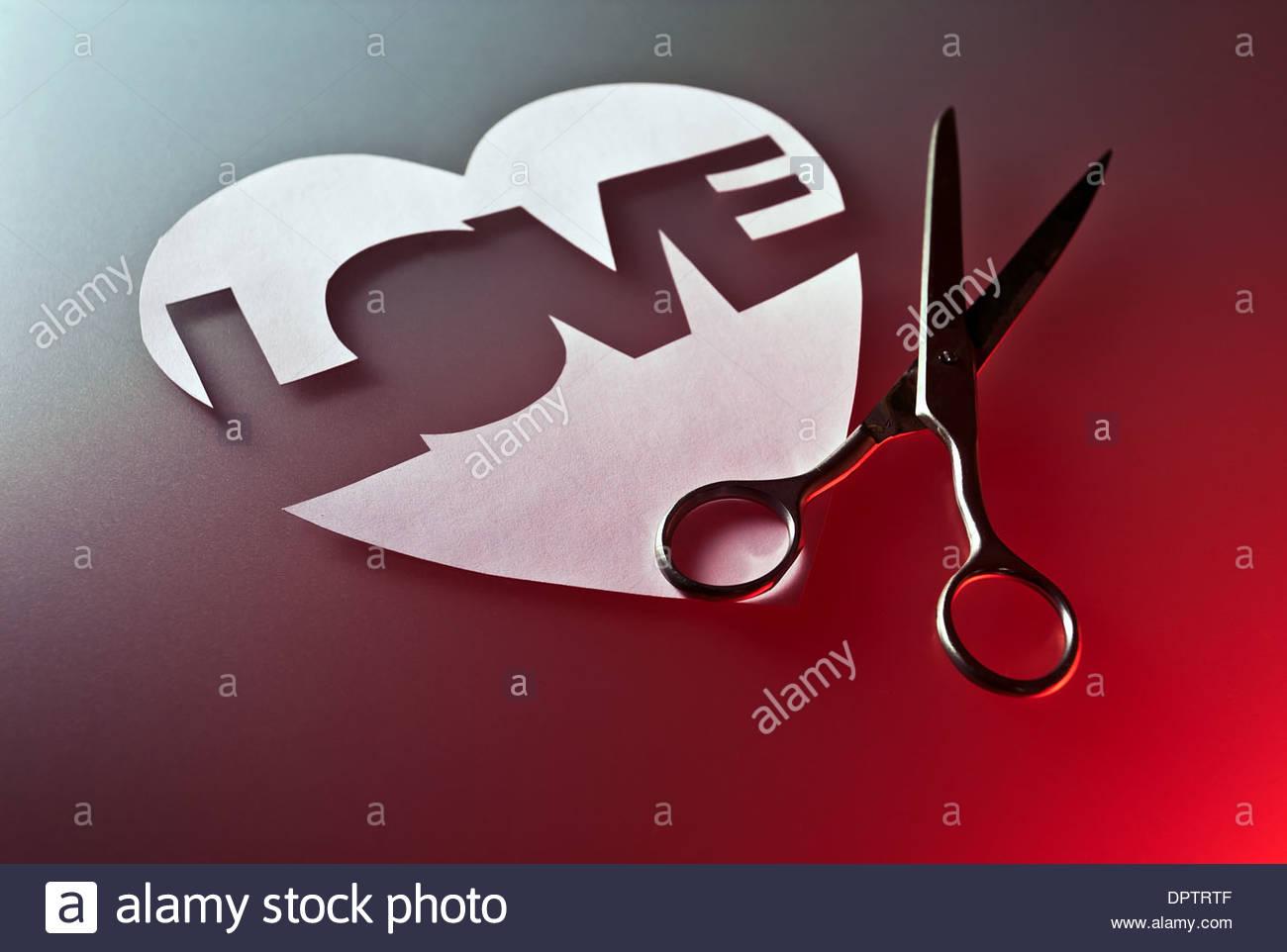 The broken heart a symbol of unfortunate love stock photo the broken heart a symbol of unfortunate love buycottarizona