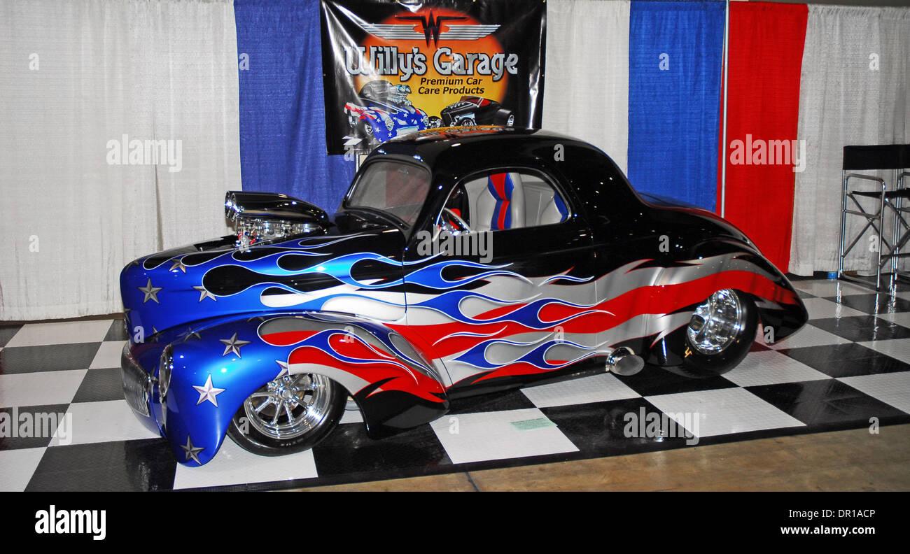Jan 23, 2009 - Pomona, California, USA - Show Car From Willy\'s ...
