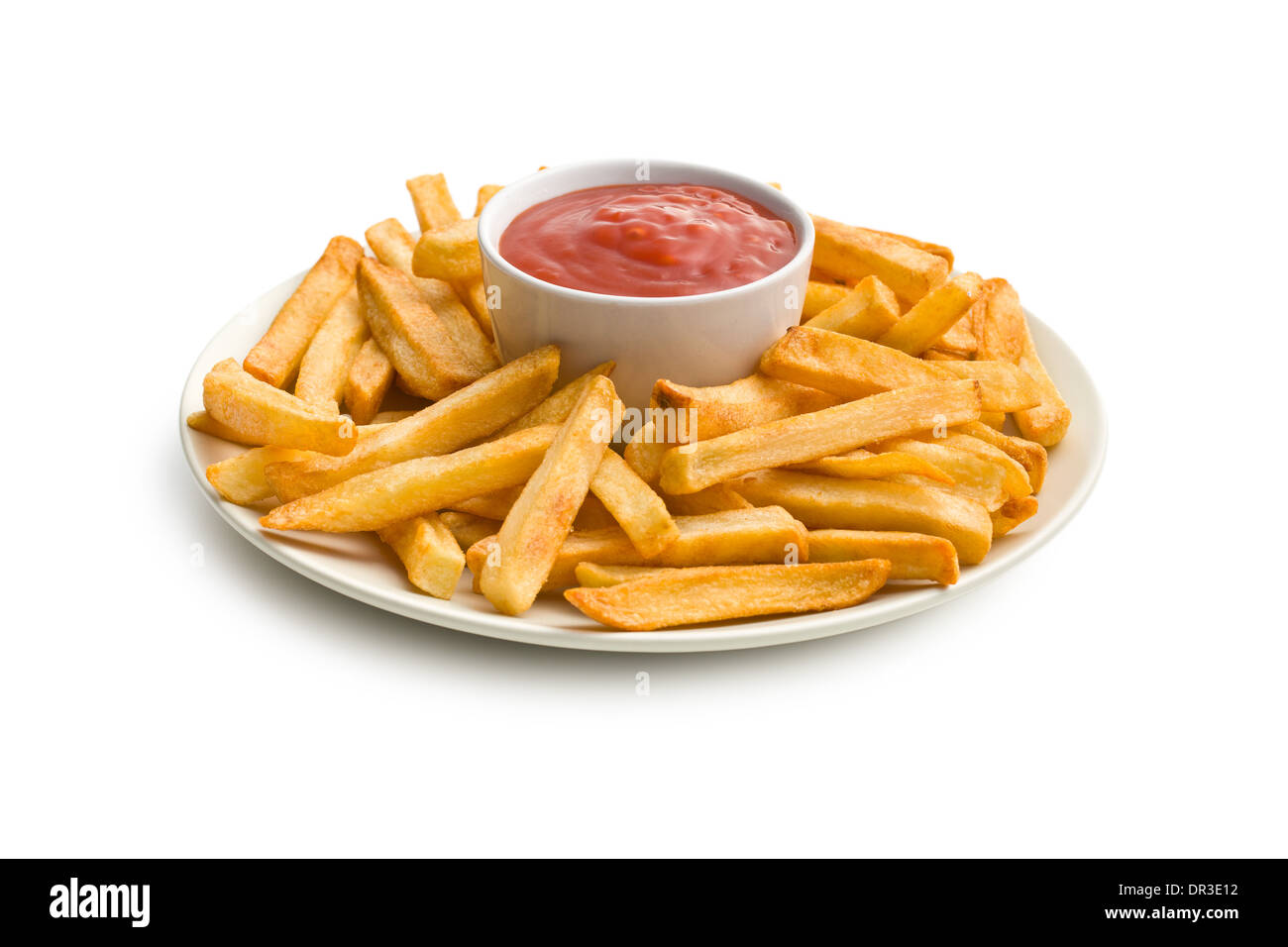 French Fries On A Plate Cartoon | www.imgkid.com - The ...