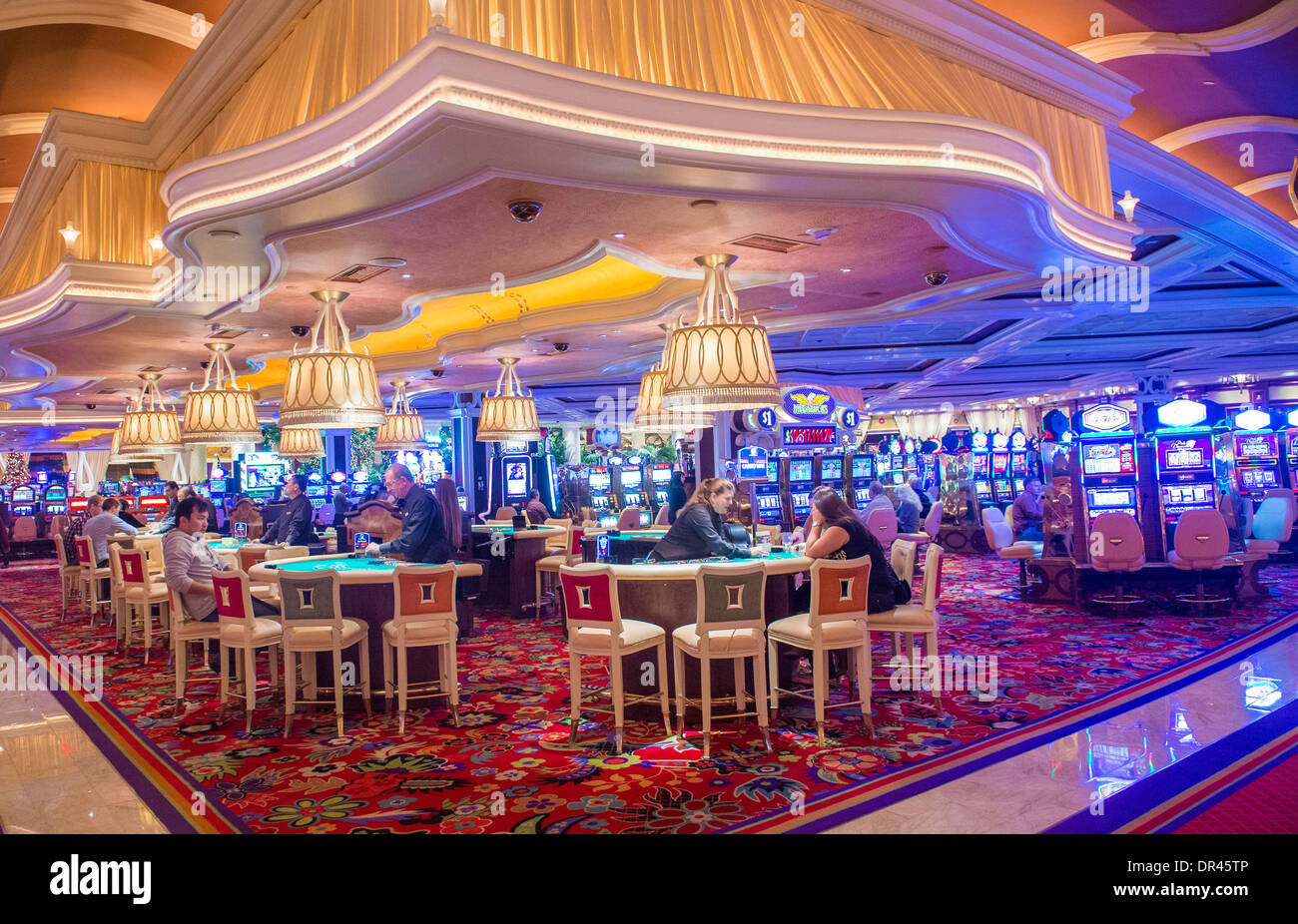 Wynn casino stock casino harrahs home page