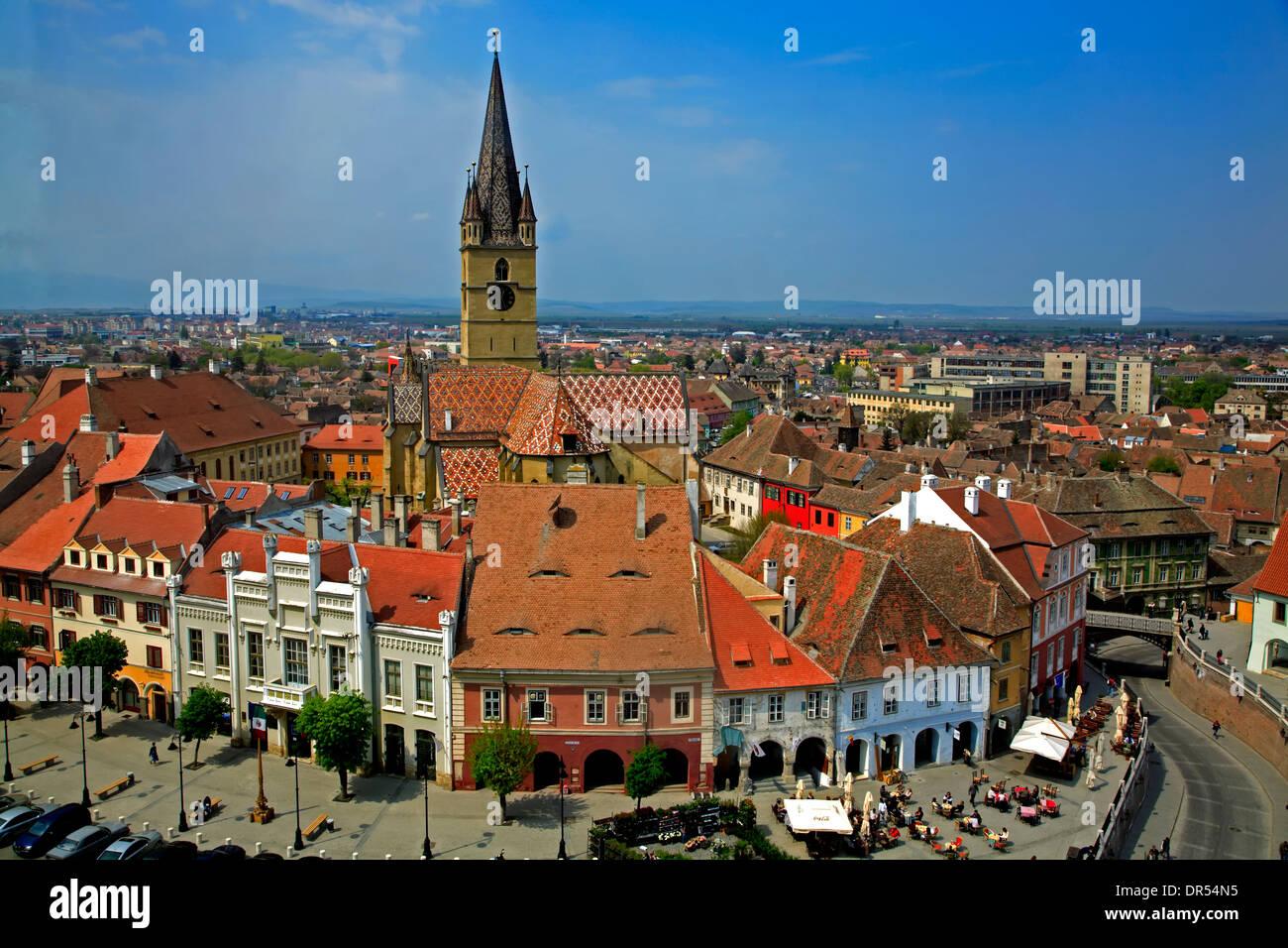 Bilder Sibiu-Hermannstadt • Foto-Galerie Rumänien  |Hermannstadt