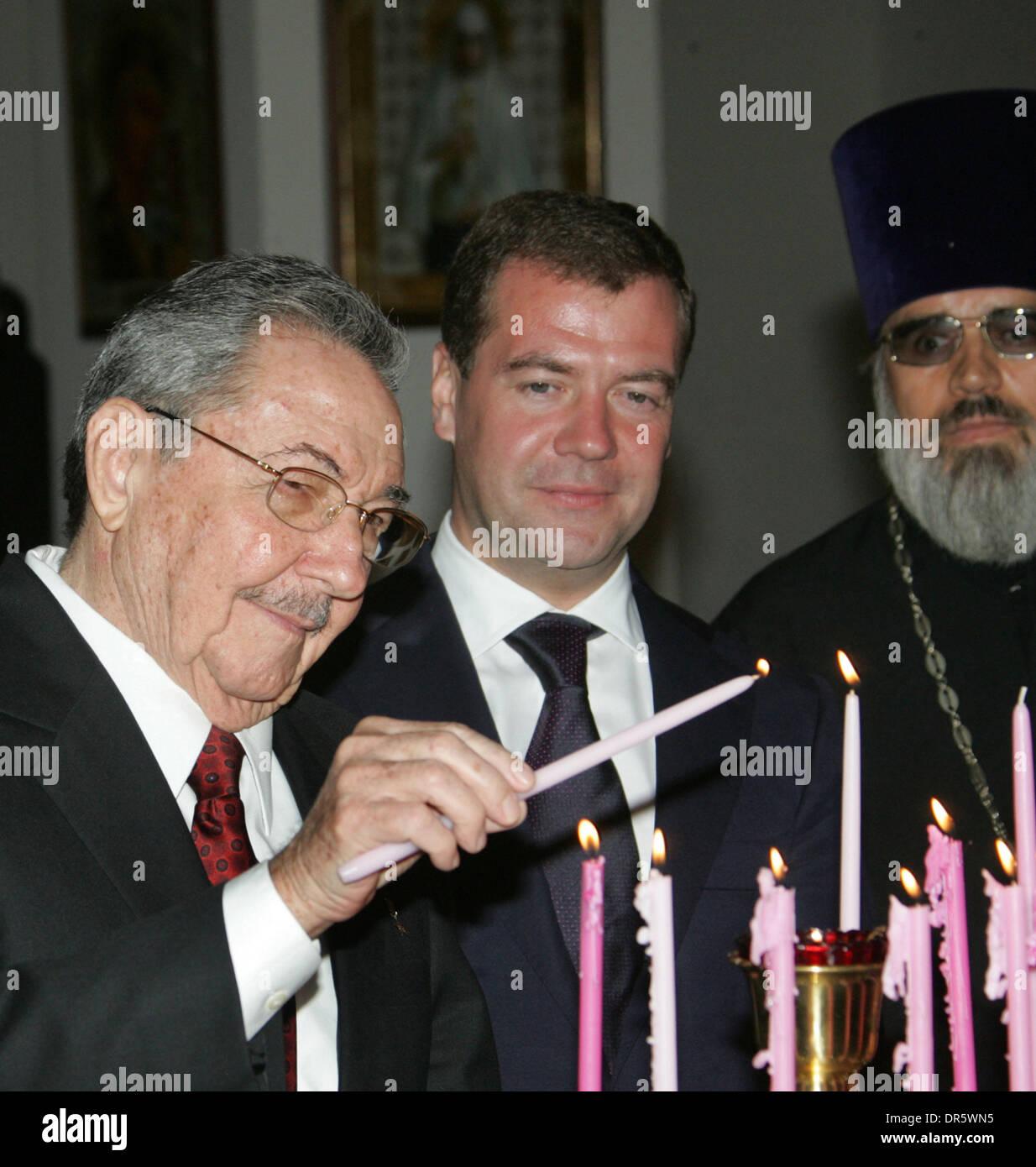 præsident cuba 2008