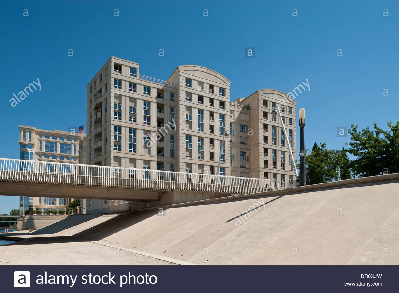 Montpellier moderne architektur modern architecture for Moderne architektur