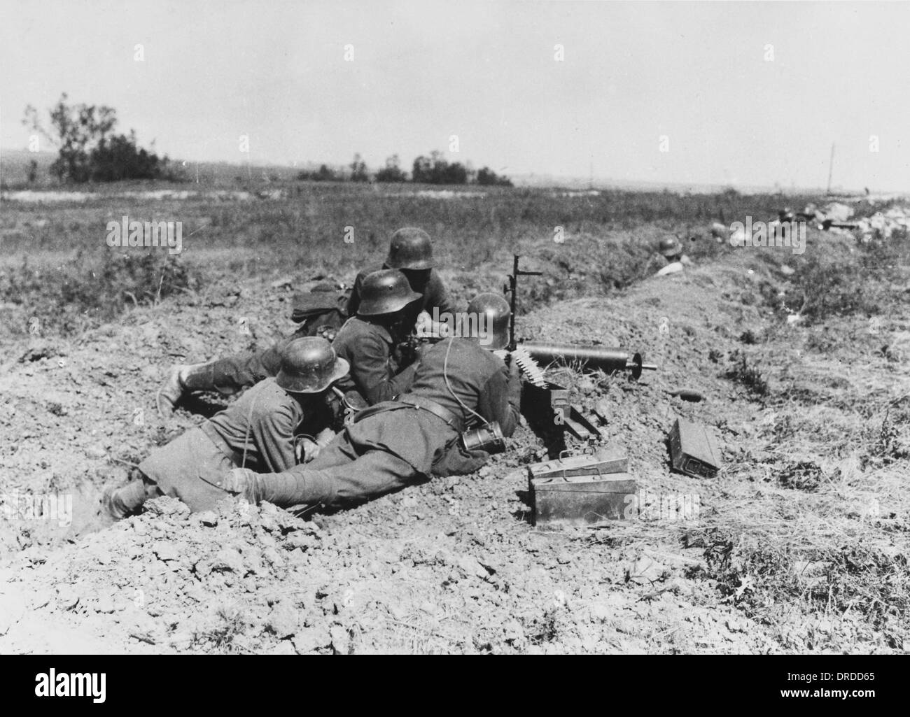 german machine guns ww1 - photo #35