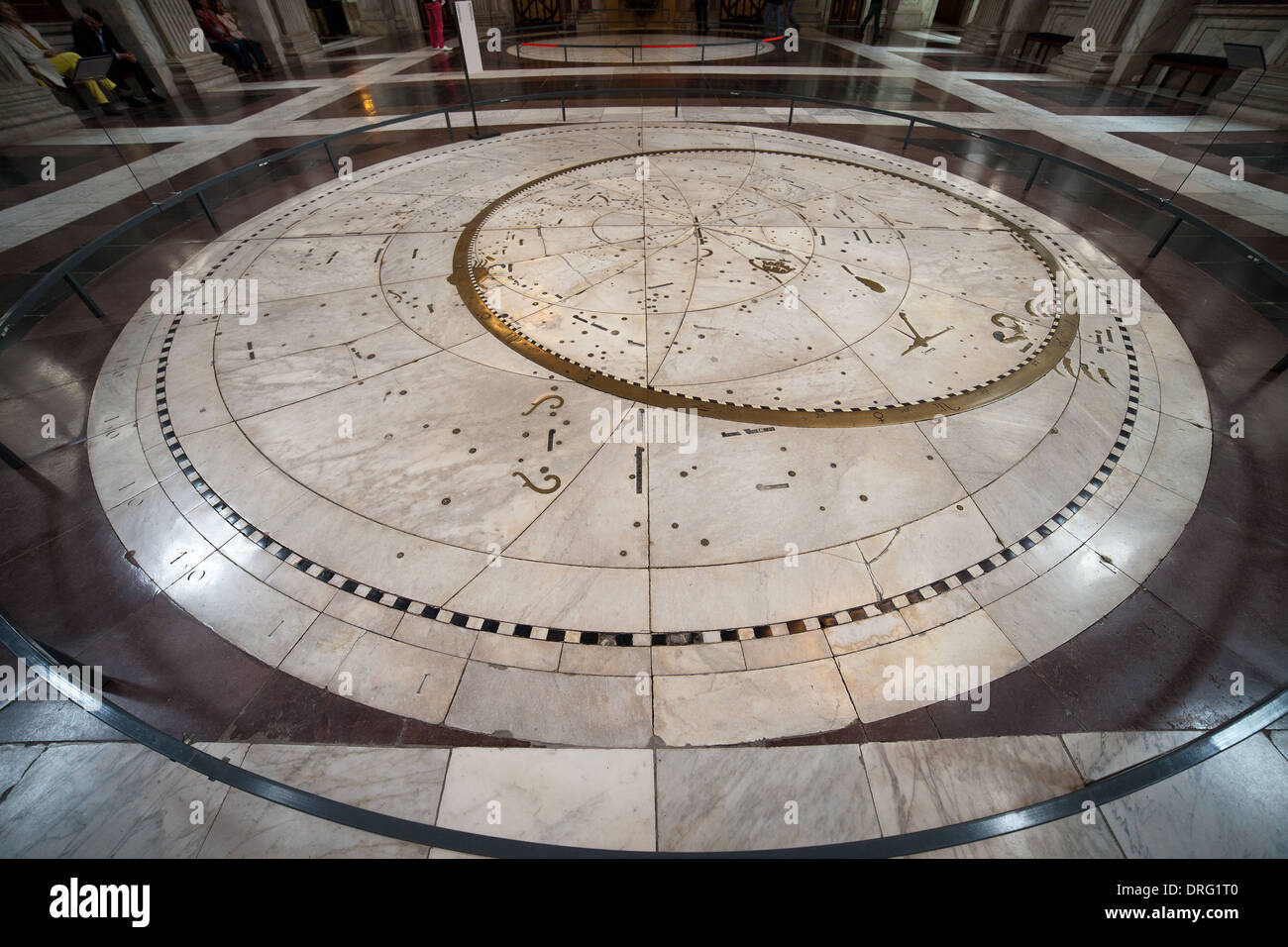 Marble Floor In Citizens 39 Hall Interior Of The Royal