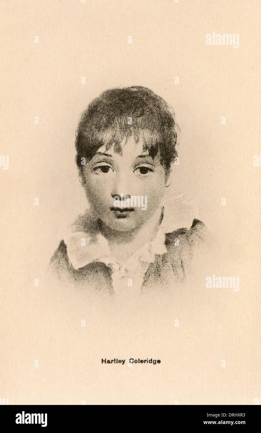 Hartley Coleridge david hartley coleridge