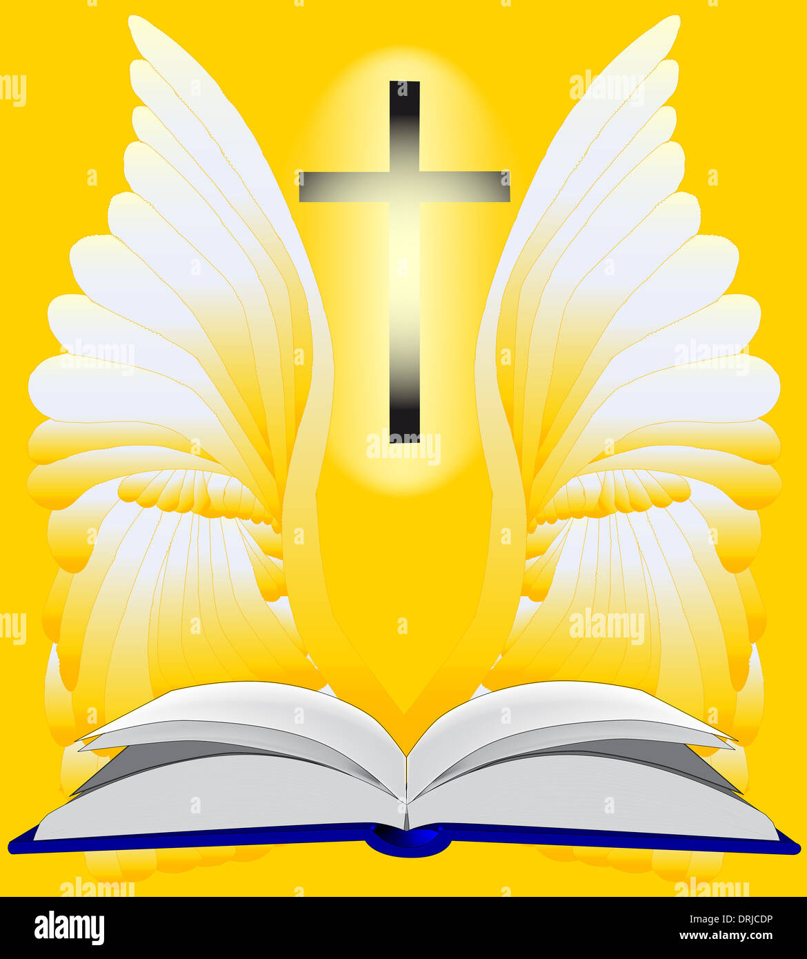 Image result for open bible and angels