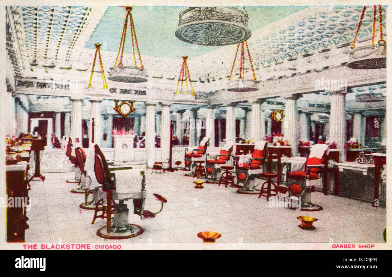 The Blackstone Hotel Chicago History