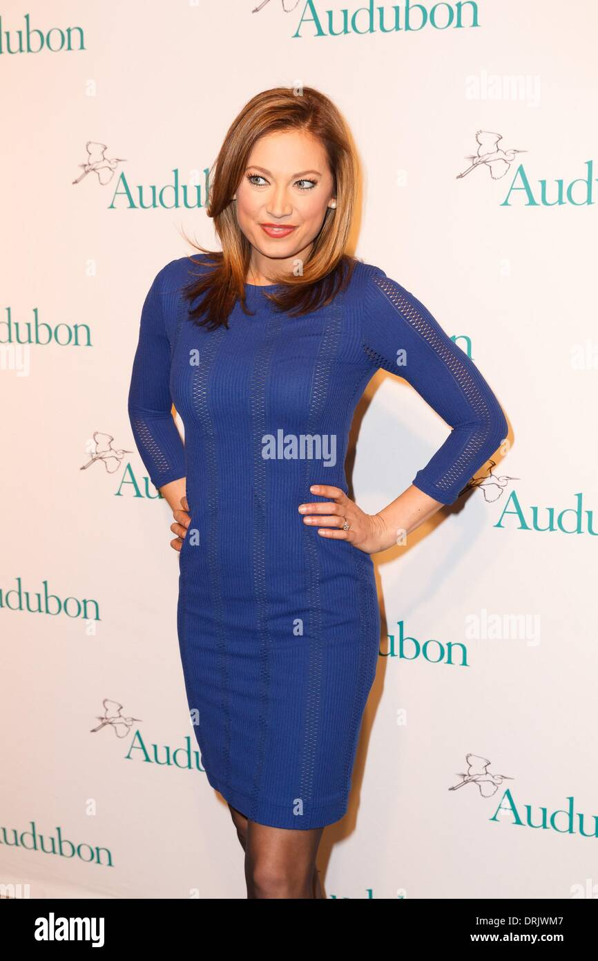Ginger Zee Hot Pics intended for new york, ny, usa. 27th jan, 2014. ginger zee at arrivals for