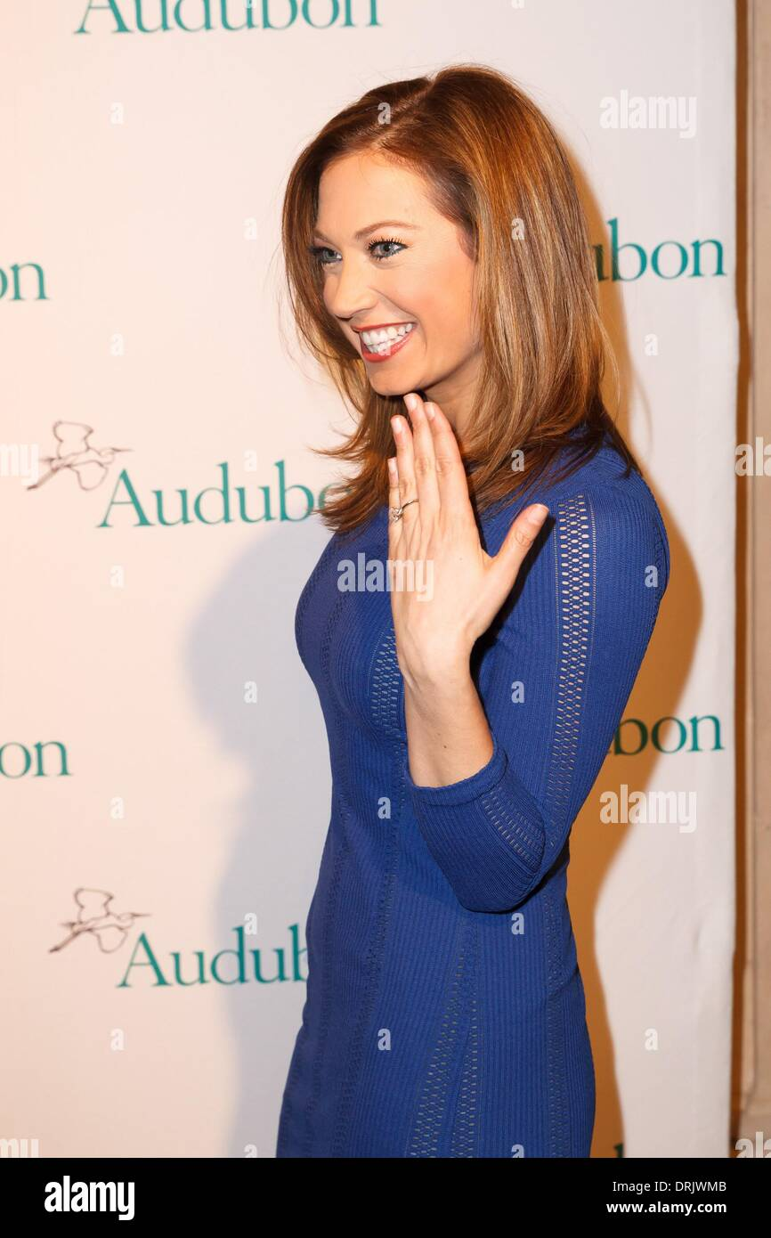 Ginger Zee Hot Pics pertaining to new york, ny, usa. 27th jan, 2014. ginger zee at arrivals for