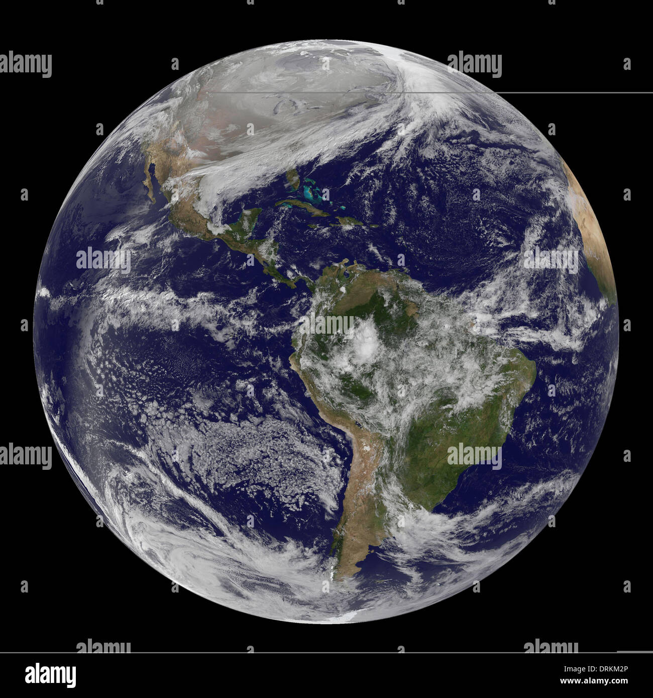 Satellite Image Full Earth From Stock Photos Satellite Image - World satellite map 2014