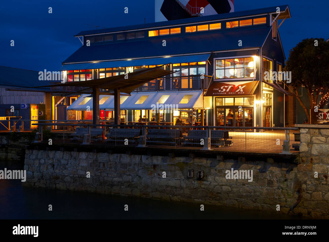 The Styx Kitchen Deli Bar Wakefield Quay Nelson South
