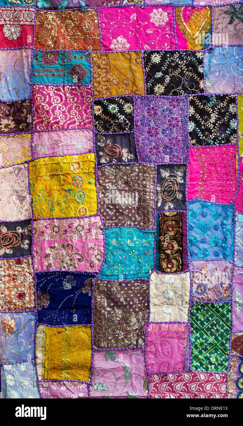 Fabric Wall Hanging pattern fabric wall hanging stock photos & pattern fabric wall