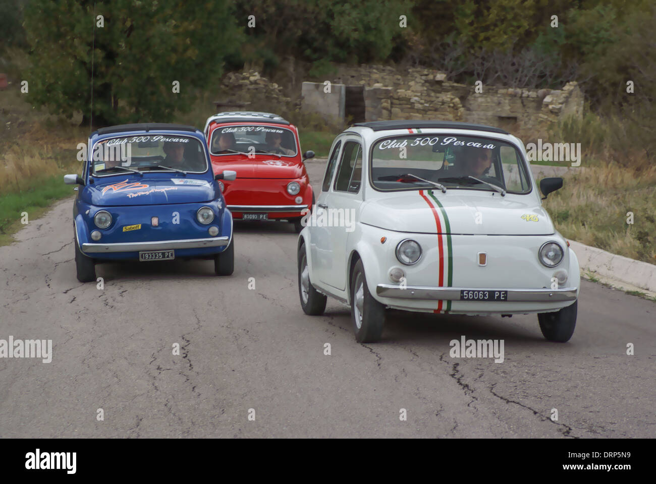 fiat 500 cars vintage cars classic fiat cars customised stock photo royalty free image. Black Bedroom Furniture Sets. Home Design Ideas