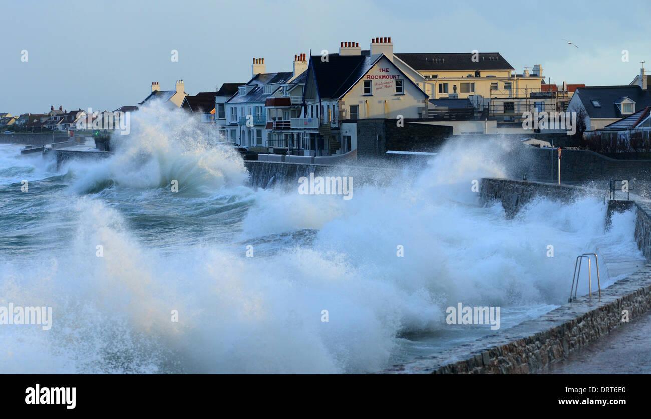 Cobo Bay Hotel Guernsey