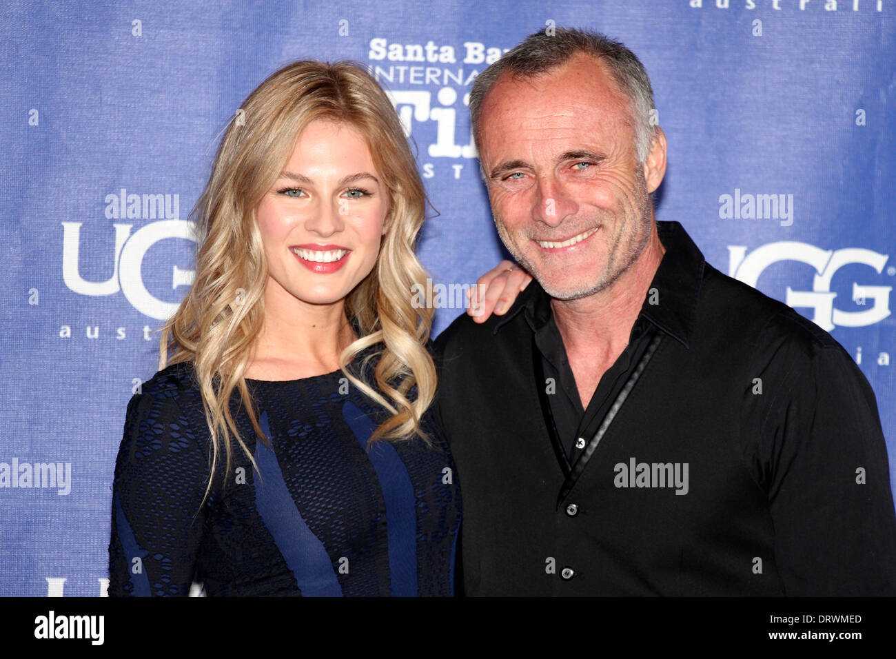 Sons anarchy stock photos sons anarchy stock images alamy irish actor tim murphy sons of anarchy walks the red carpet with model caitlin kristyandbryce Choice Image