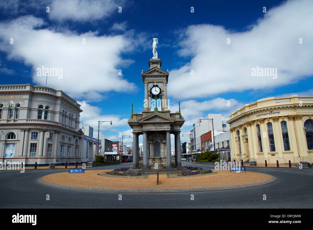 south african war memorial invercargill southland south. Black Bedroom Furniture Sets. Home Design Ideas