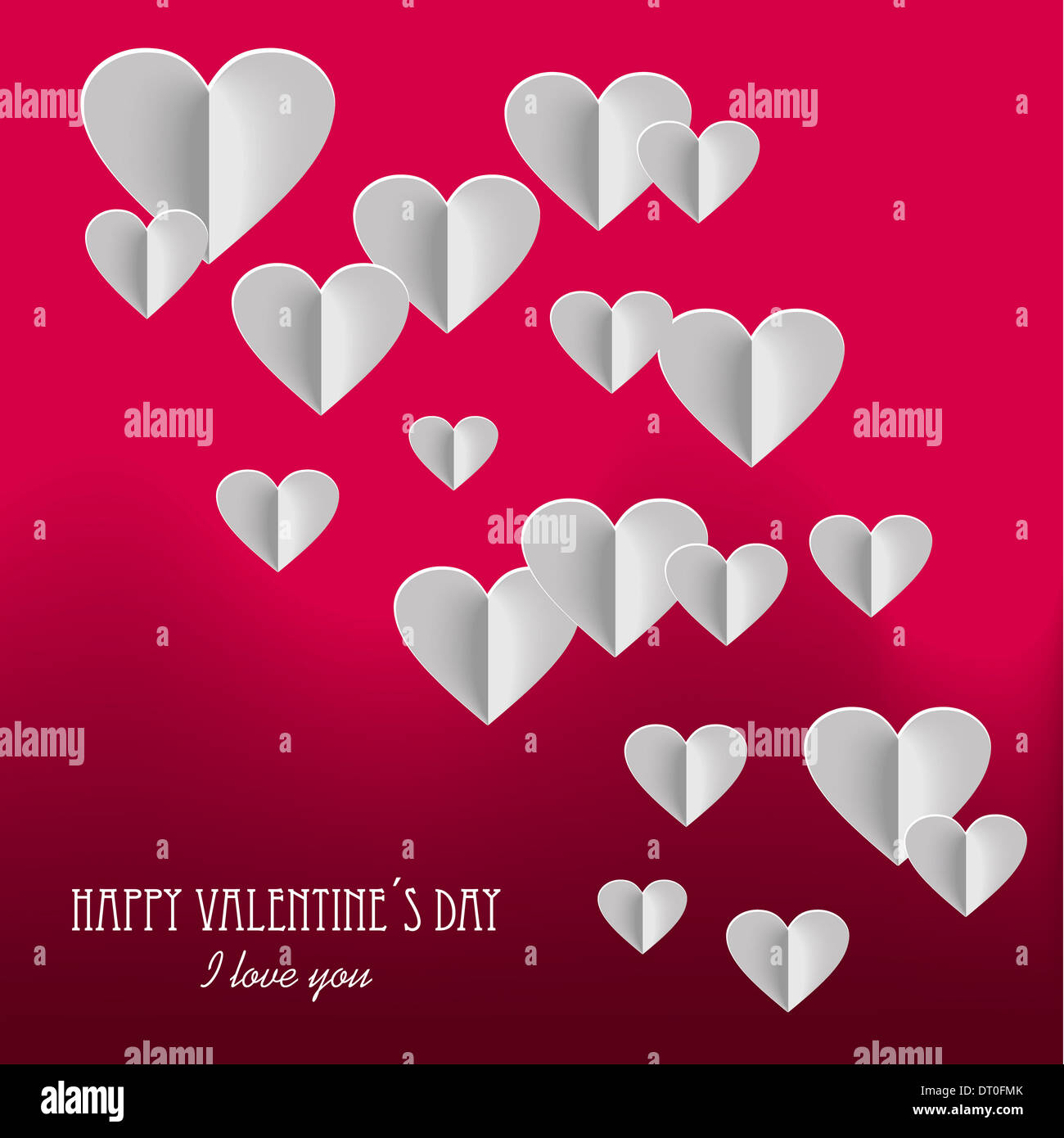 scrap booking valentines day heart love element background eps10