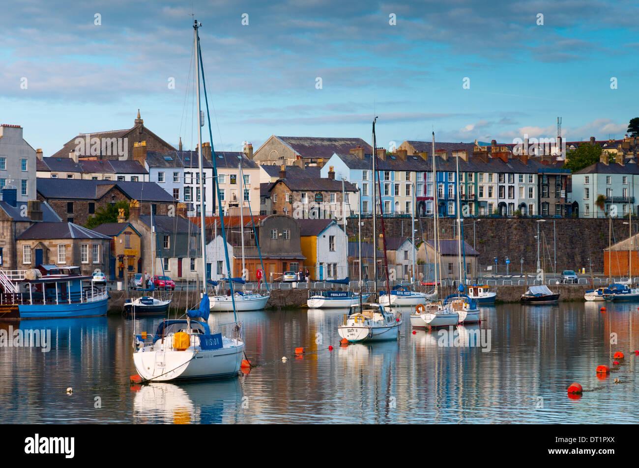Caernarfon United Kingdom  city images : ... Caernarfon Harbour, Caernarfon, Gwynedd, Wales, United Kingdom, Europe