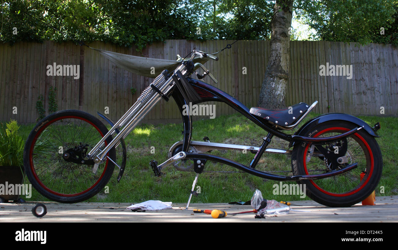 chopper bicycle by bbto - photo #24