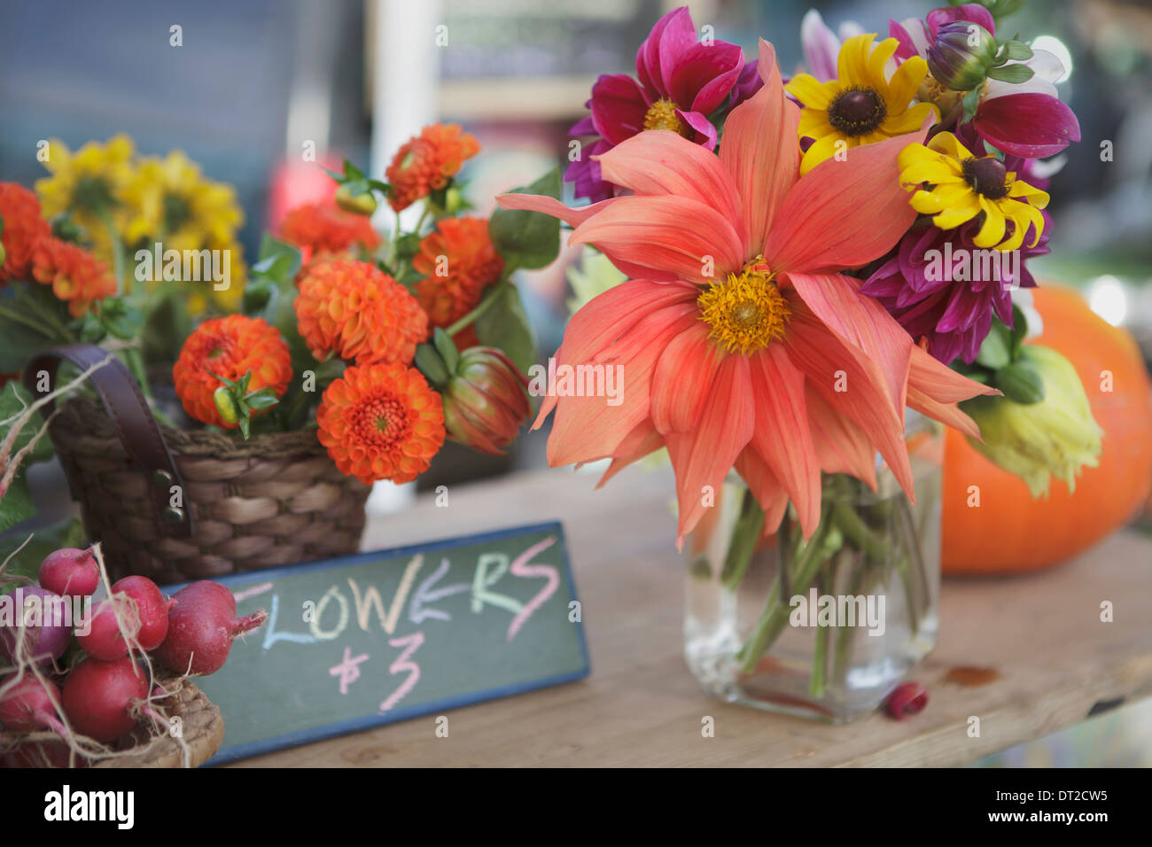 yellow flower vase sale with Stock Photo Fresh Orange Flowers On Display At A Farmers Market 66436865 on efavormart in addition FreshProducts moreover Paintings Flowers further Wonderful Wall Art Mirror From Glass With Fashion Style additionally Freesia Bulb.