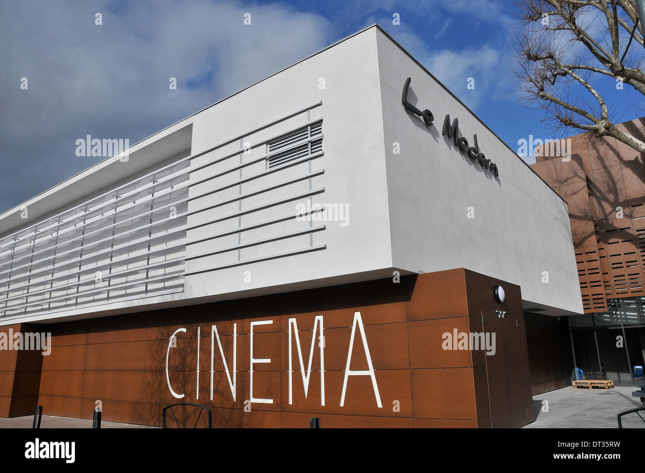 Cinema Le Modern Postillon square Issoire Auvergne Massif-Central ...