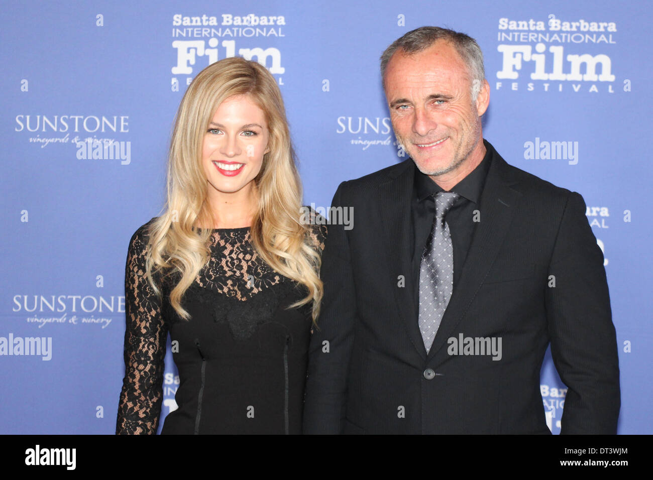 Sons anarchy stock photos sons anarchy stock images alamy caitlin manley and timothy v murphy sons of anarchy walk the red carpet kristyandbryce Choice Image