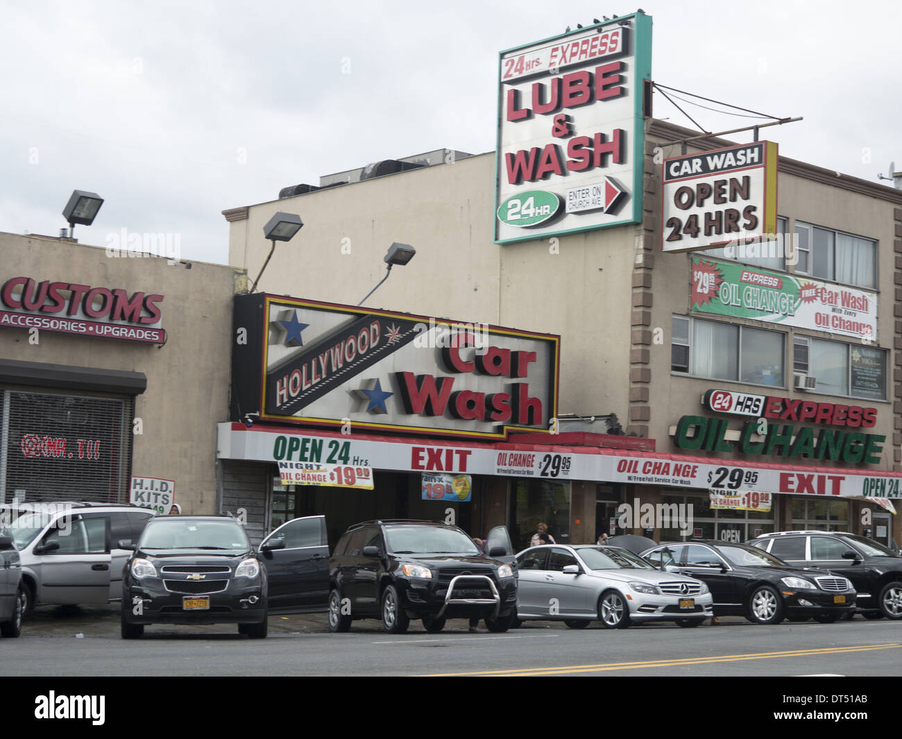 Coney Island Avenue Brooklyn Ny