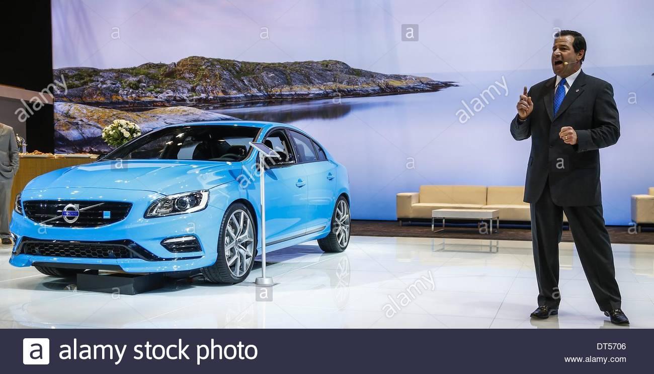 Volvo North America Epa04058591 Volvo Cars Of North America President And Ceo Tony