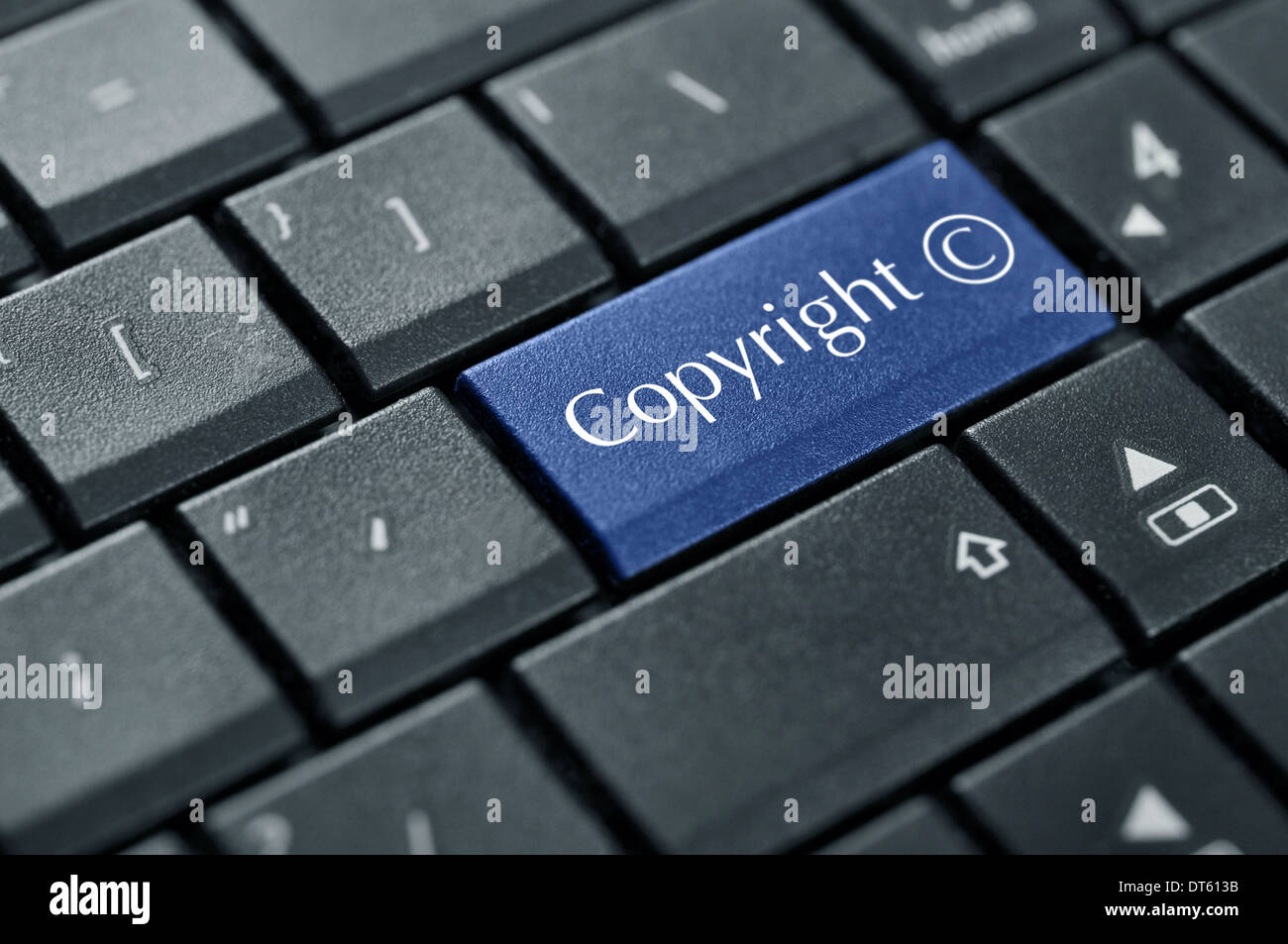 Computer keyboard with copyright symbol closeup stock photo computer keyboard with copyright symbol closeup biocorpaavc Gallery