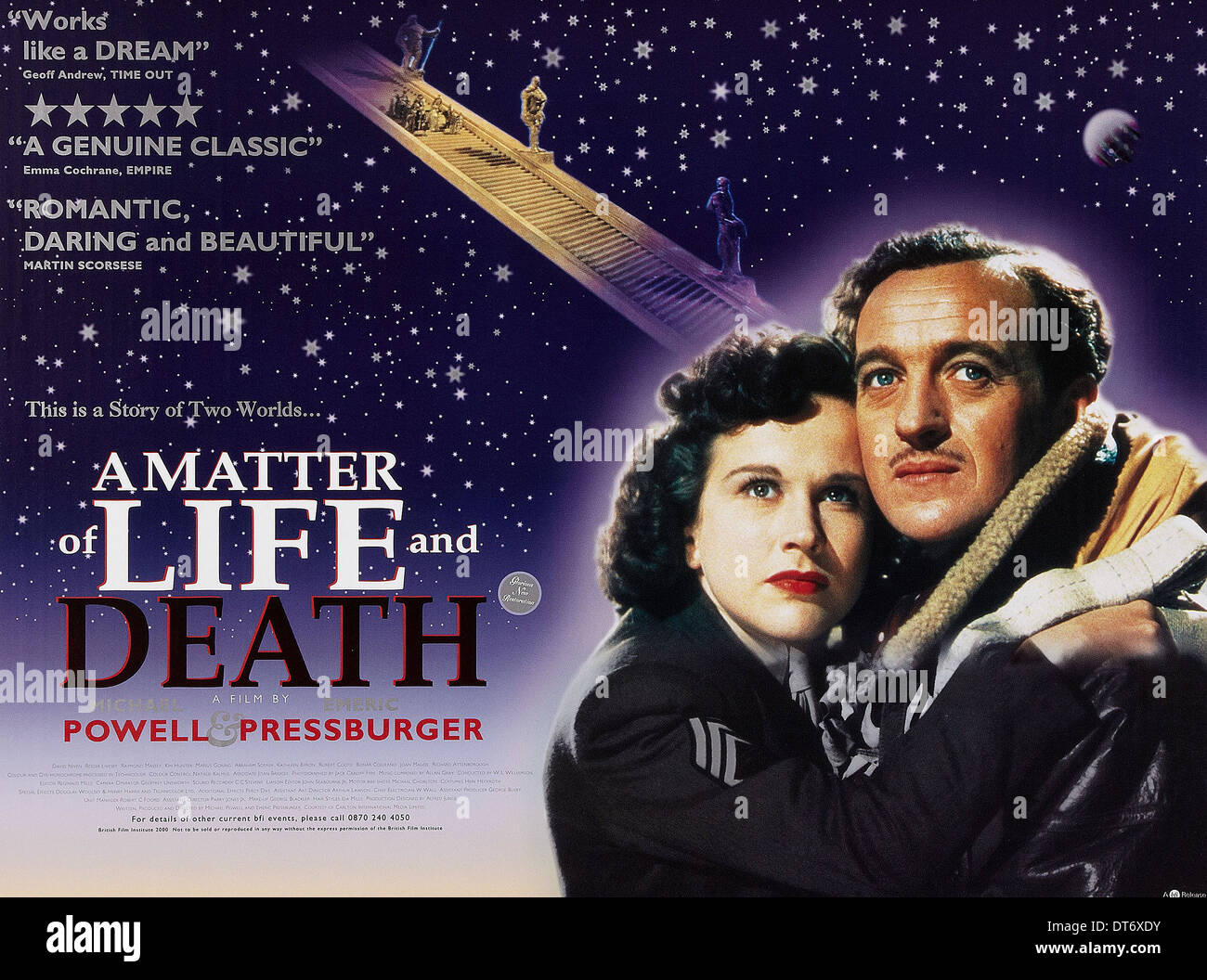 A Matter Of Life And Death Film 1946 Stock Photos & A Matter Of ...