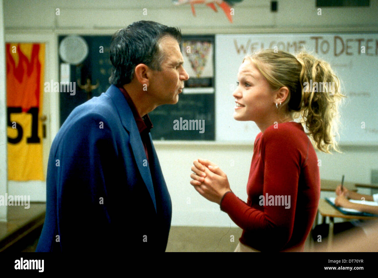 10 Things I Hate About You 1999: DAVID LEISURE & JULIA STILES 10 THINGS I HATE ABOUT YOU