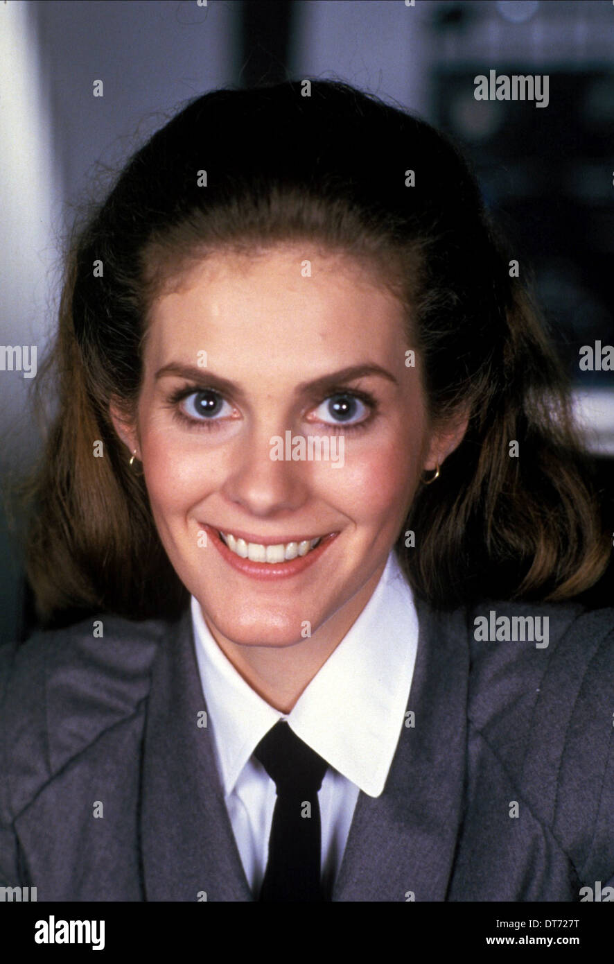 JULIE HAGERTY AIRPLANE II: THE SEQUEL (1982 Stock Photo ...