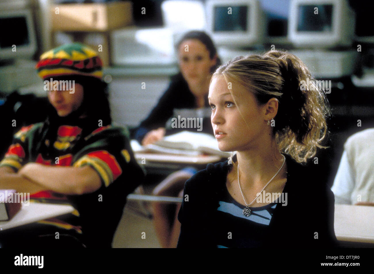 10 Things I Hate About You 1999: JULIA STILES 10 THINGS I HATE ABOUT YOU (1999 Stock Photo