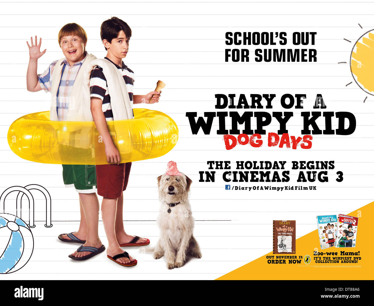 Diary Of The Wimpy Kid Dogs Days Full Movie