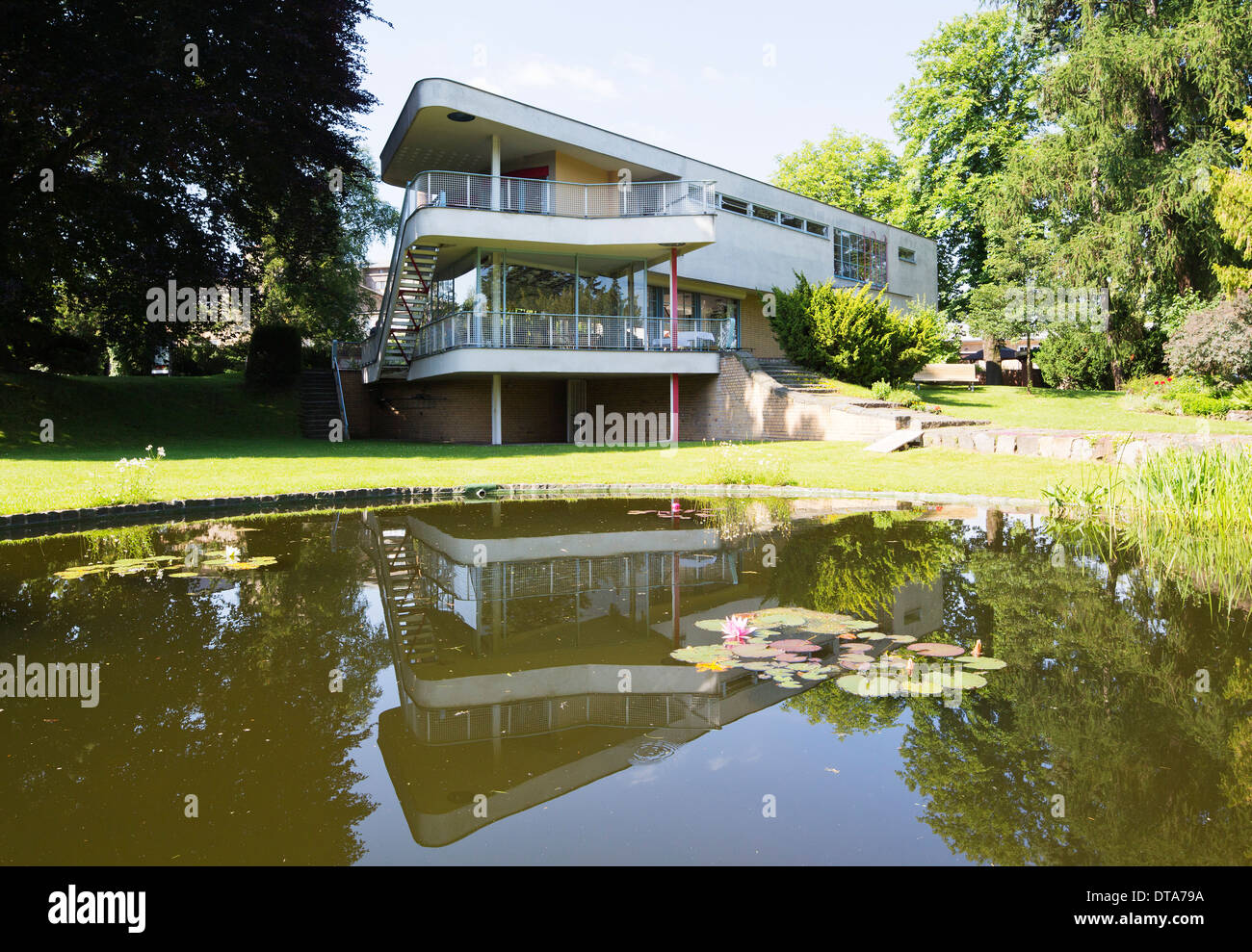 l bau schminke villa haus schminke hans scharoun 1930 1933 stock photo 66608118 alamy. Black Bedroom Furniture Sets. Home Design Ideas