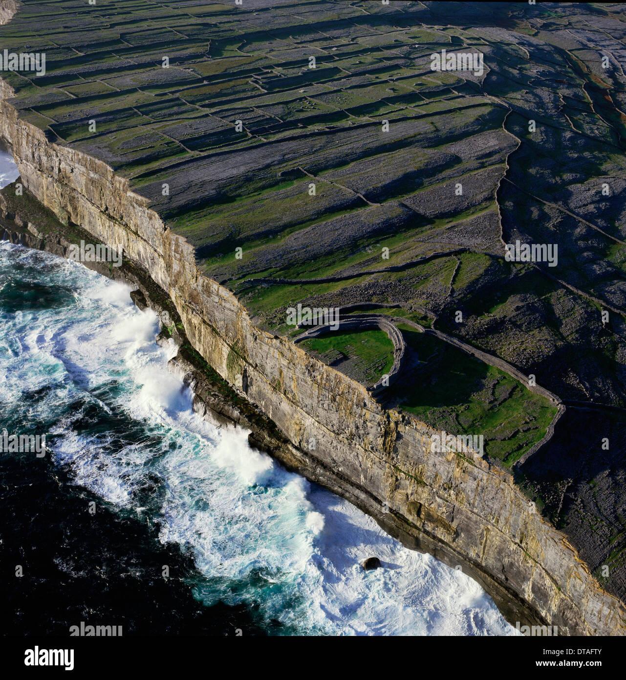 Dun Aengus, Aran Islands, Ireland : Hillforts and History (Video ...